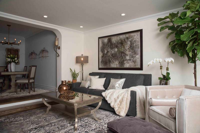 image of residential interior design project by Anastasios Interiors